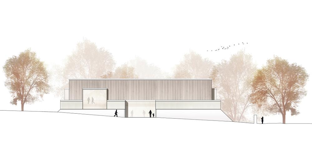 sanierung des limesmuseums berf llig stadt aalen. Black Bedroom Furniture Sets. Home Design Ideas