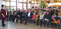 Mensa ist weiterer Anker am Schulcampus der Reinhard-von-Koenig-Schule