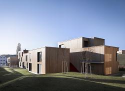 Ausgezeichnetes Bauwerk: Studentendorf Aalen