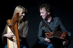 Irish heartbeat-Festival - Dermot Byrne & Floriane Blancke