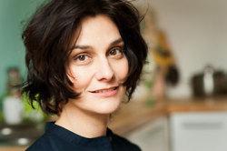 Die Schubart-Literaturpreisträgerin Katja Petrowskaja.