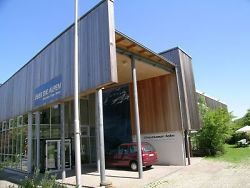 Ein wichtiger Baustein am Limes: das Limesmuseum in Aalen.