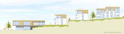 Neue Ortsmitte Dewangen - Entwurfsplanung