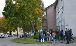 2. Begehung Fußverkehrs-Check 2017 in Aalen
