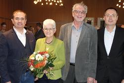Amtsleiter Bernhard Münzer in den Ruhestand verabschiedet