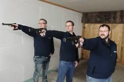 Mannschaft 25m Pistole