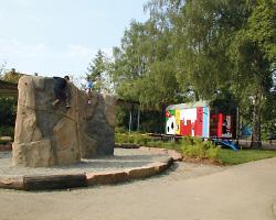 Spielplatz Schillerschule Realschule auf dem Galgenberg