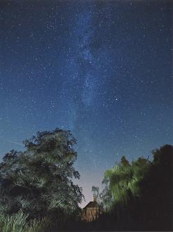 Sternenpicknick für Mondfahrer