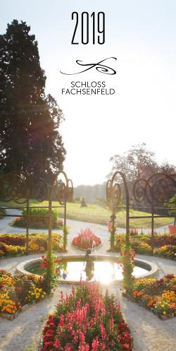 Schloss Fachsenfeld 2019