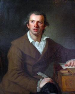 Portrait von Josef Georg Edlinger