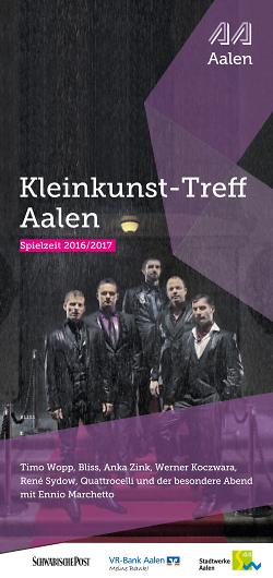 Kleinkunst-Treff 2016/2017
