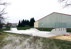 Skateranlage Thurn-u.-Taxis-Straße