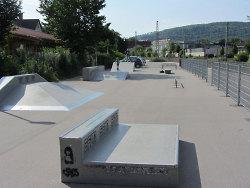 Skateranlage Alte Heidenheimer Straße
