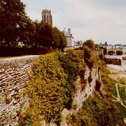 Ansicht auf Saint Lô