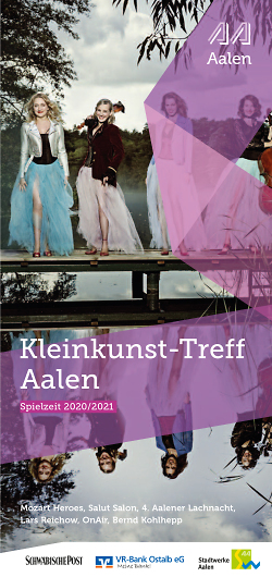 Kleinkunst-Treff: Spielzeit 2020/2021