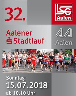 32. Aalener Stadtlauf