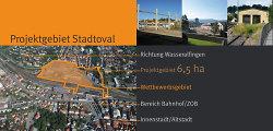 Projektgebiet Stadtoval