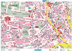 Infoplan für Busgruppen