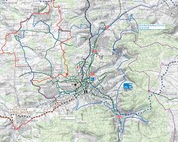 Streckenverlauf Panoramatour