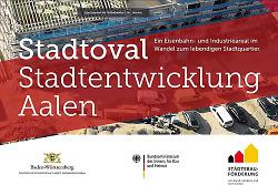 Auf diesem Bild ist ein Screenshot aus dem Video zum 6. Tag der Städtebauförderung in Aalen am 8. Mai 2021 zu sehen.