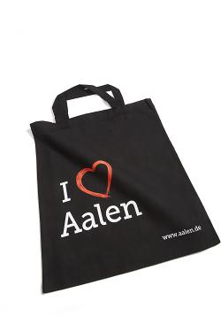 Tasche I love Aalen