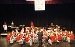 Konzertreise der Jugendkapelle Aalen nach Tatabanya