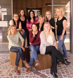 Team der Tourismus-Abteilung des Amtes für Kultur und Tourismus