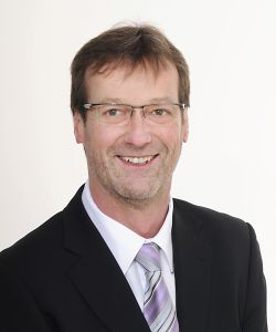 Ortsvorsteher Manfred Traub