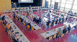 Kommunalpolitische Konferenz in der Festhalle Unterkochen ein Erfolg