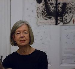 Verena Auffermann, Literaturkritikerin und Mitglied der Schubart-Literaturpreis-Jury