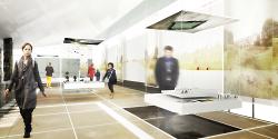 Visualisierung Neukonzeption Dauerausstellung Limesmuseum