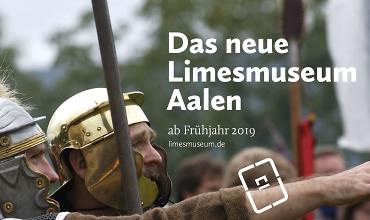 Wiederöffnung Limesmuseum 2019
