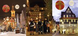 Adventskonzerte, Ausstellungen, Nachtwächterrundgänge
