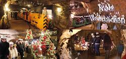 Weihnachtsmarkt im Tiefen Stollen Wasseralfingen