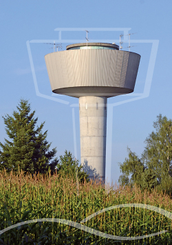 Welland - Wasserturm