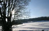 Grußkarte - Winter