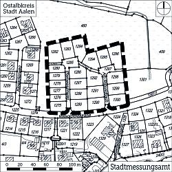 Verkauf von städtischen Bauplätzen im Baugebiet ?Beckenhalde Nord II? in Aalen-Dewangen