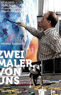 Helmut Schuster und Hannes Münz