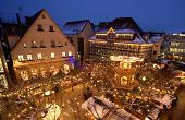 Zauberhafter Weihnachtsmarkt in Aalen