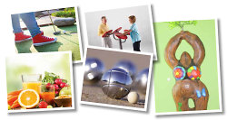 Beispiele für Aktionen der Sommeraktion