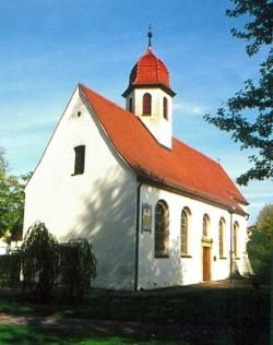 St Stephanus chapel in Wasseralfingen