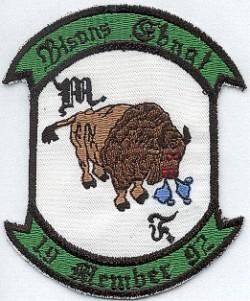 Logo Motorradfreunde Bisons Ebnat