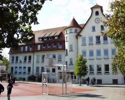 Gebäude der Bohlschule