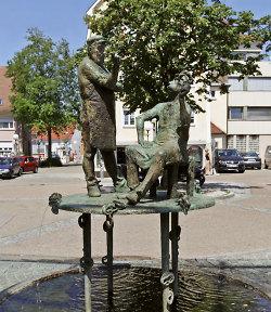 Brezgablase-Brunnen