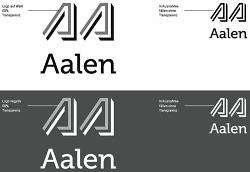 Überarbeitetes Logo der Stadt Aalen