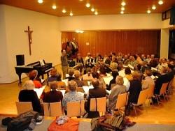 Chor der Marienkirche
