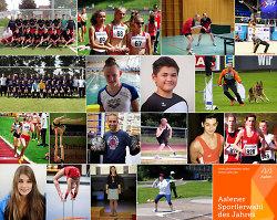 Die Kandidaten zu den Sportlern des Jahres 2014