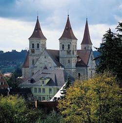 Basilika in Ellwangen