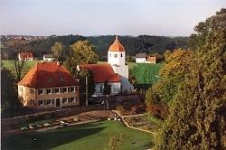 Evangelische Pfarrkirche Fachsenfeld