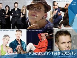 Kleinkunst-Treff 2015/2016